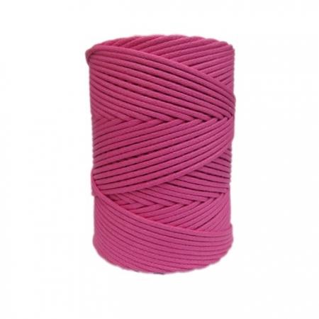 Cordão encerado grosso rosa medio (7721) 10mts- CDG026