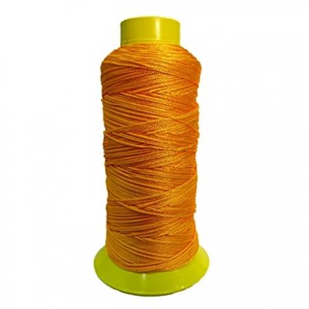Fio de seda fino laranja- FS011 ATACADO