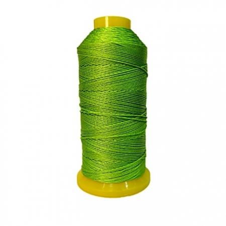 Fio de seda fino verde pistache (10mts)- FS014