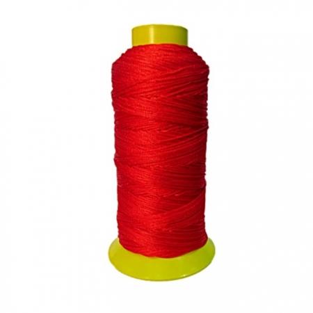 Fio de seda fino vermelho (10mts)- FS017
