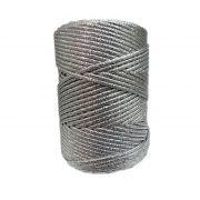 Lurex prata grosso (10mts)- LX002
