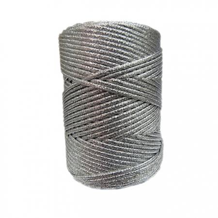 Lurex prata 1.0/1.5/2.0 - LX002 ATACADO