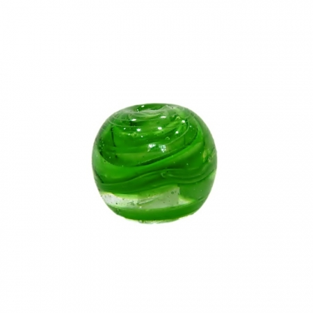 Bola de murano GG verde claro- MU033
