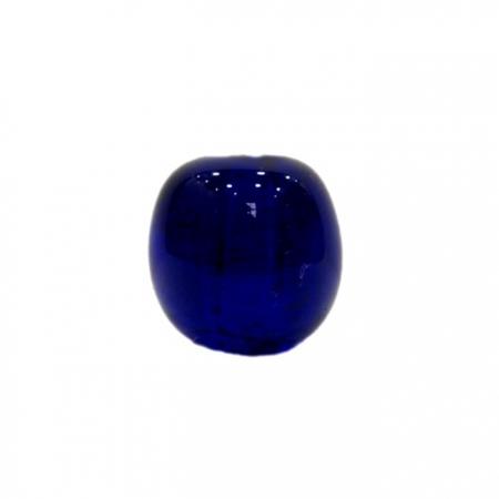 Bola de murano G  azulão- MU048