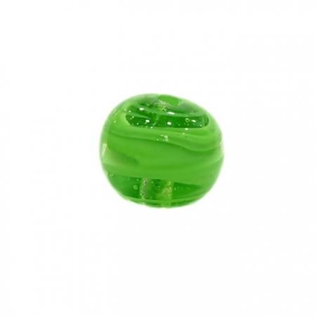 Bola de murano G verde claro- MU076