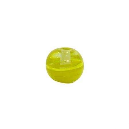 Bola de murano M amarelo- MU084