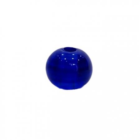 Bola de murano M azulão- MU086
