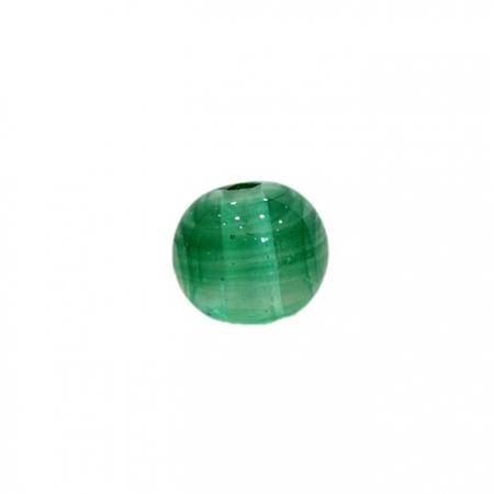 Bola de murano M verde- MU104