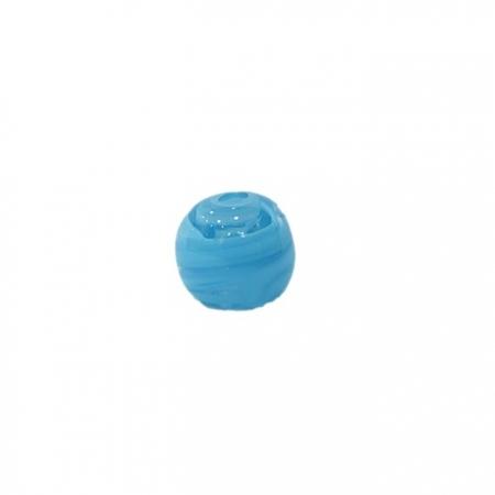 Bola de murano P  azul turquesa (10 unidades)- MU110