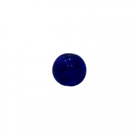 Bola de murano P azulão (10 unidades)- MU111