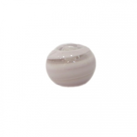 Bola de murano P rosa (10 unidades)- MU130