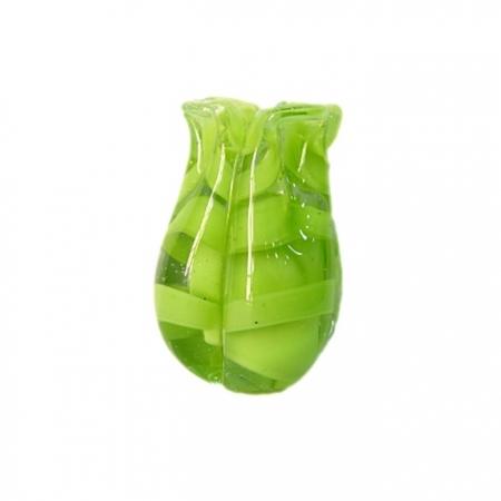 Tulipa de murano verde pistache- MU167