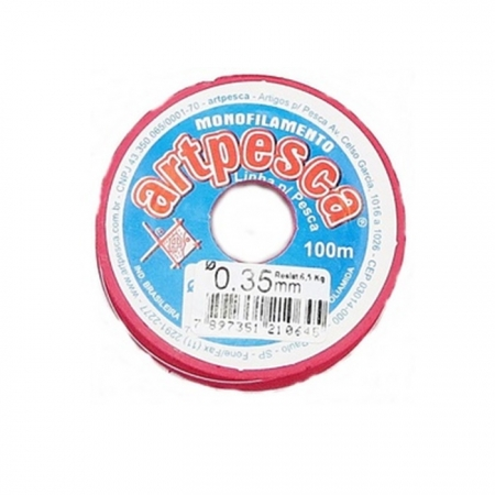 Nylon 0,35- NA004- ATACADO
