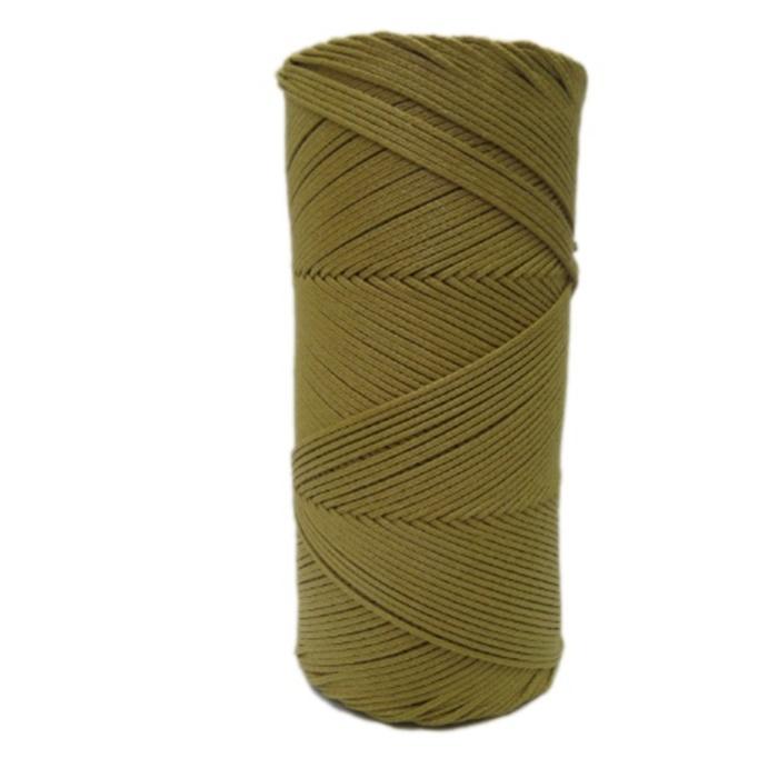 Cordão encerado fino rafia (0075)10mts- CDF017