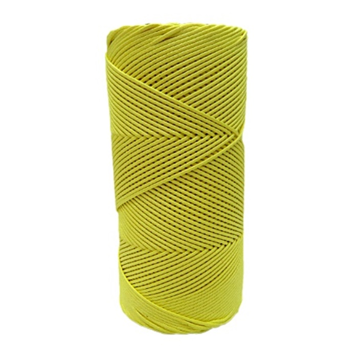 Cordão encerado fino canario (3330) 10mts- CDF022
