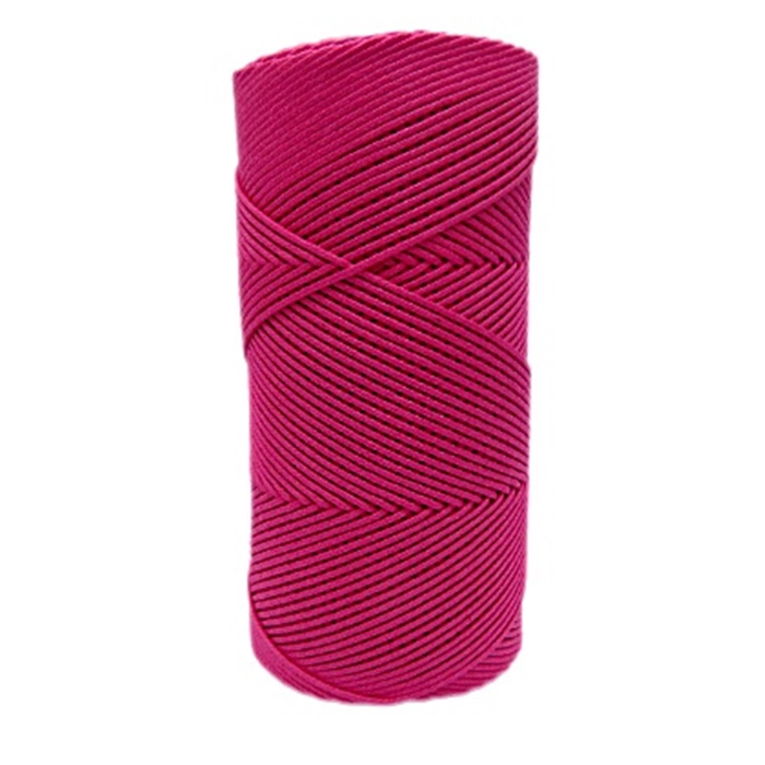 Cordão encerado fino rosa médio (7721)- CDF033 AtACADO