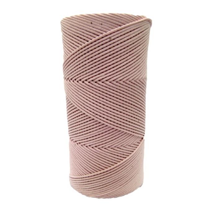 Cordão encerado fino Blush (7722) - CDF037 ATACADO