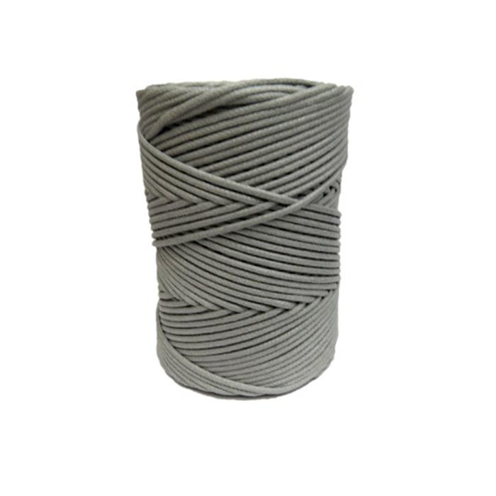 Cordão encerado grosso cinza (9029)- CDG008 ATACADO