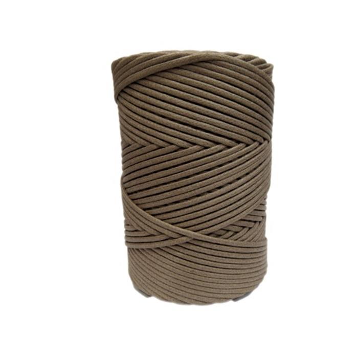 Cordão encerado grosso raiz (2078) 10mts- CDG015