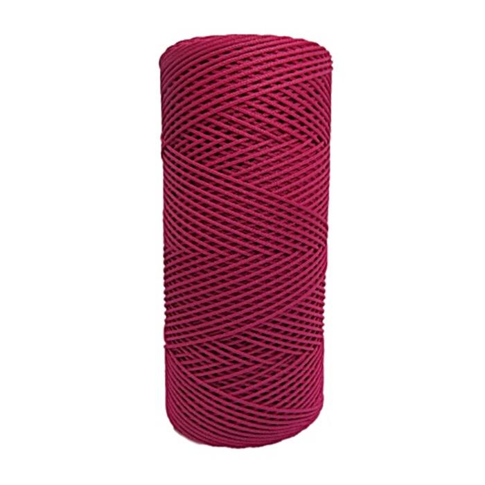 Cordão c/ nylon vermelho (Atacado e Varejo)- CDN005