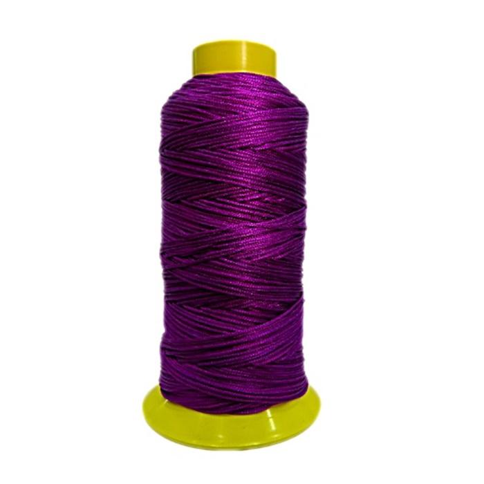 Cordão de seda fino uva- FS005 ATACADO