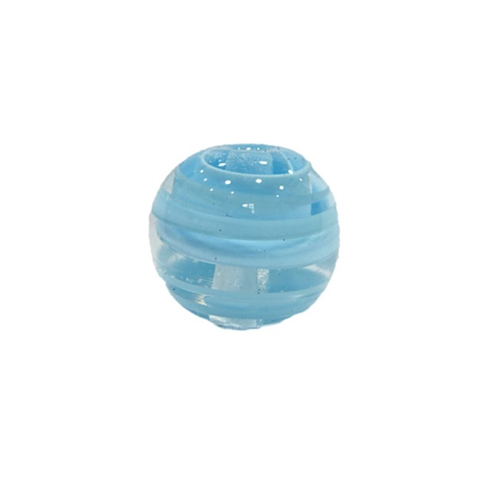 Bola de murano G  azul claro- MU045