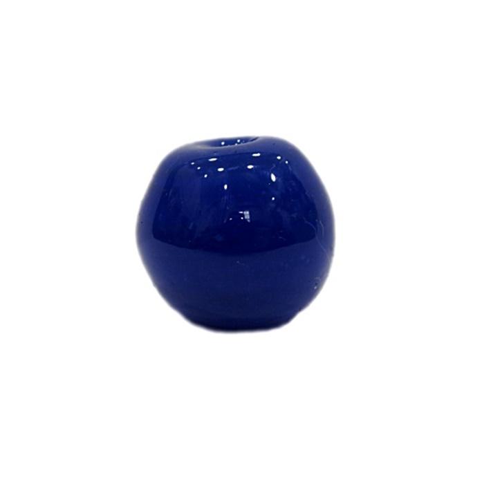 Bola de murano G  azul royal- MU069