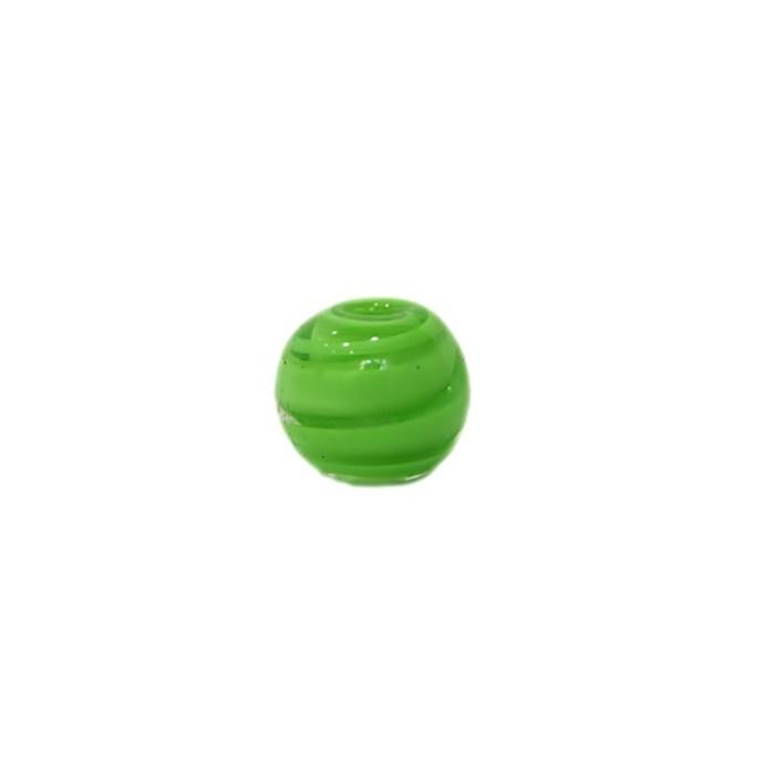 Bola de murano P verde claro (10 unidades)- MU135