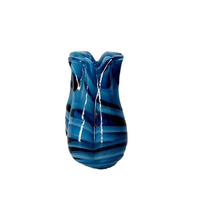 Tulipa de murano azul- MU147