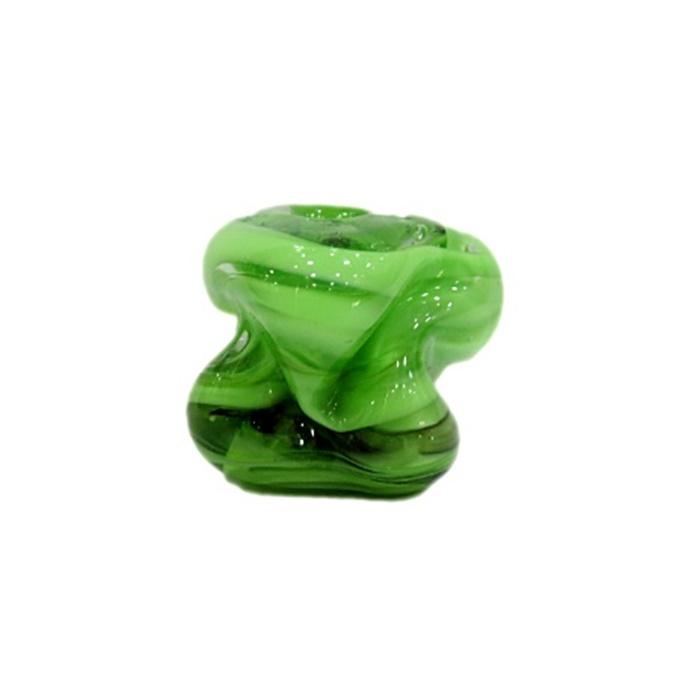 Meteoro de murano GG verde pistache- MU222