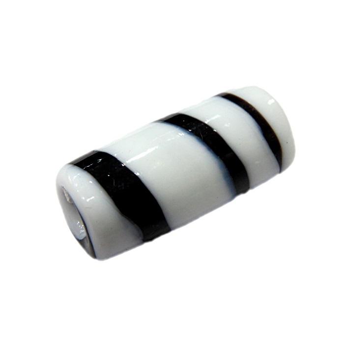 Firma de murano branco\ preto- FM009