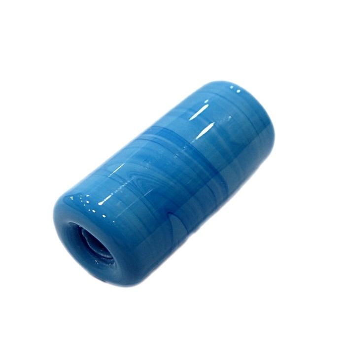 Firma de murano EX azul turquesa- FM094