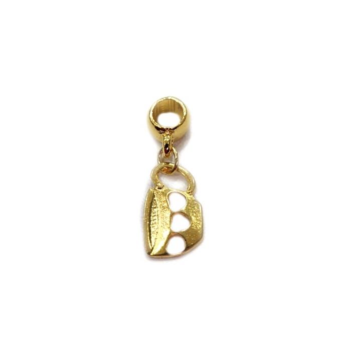 Berloque Dourado Xícara I BER009