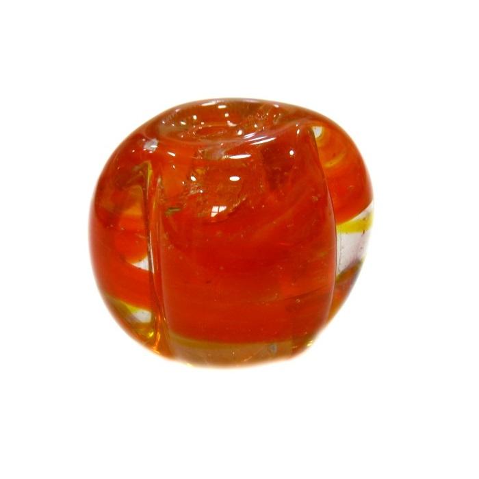 Pitanga de murano GG laranja- MU379