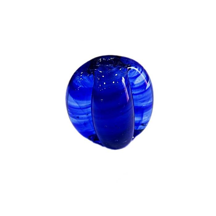 Pitanga de murano G azulão- MU405