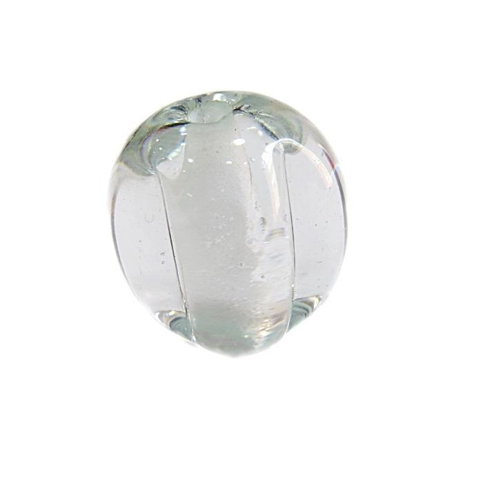 Pitanga de murano G cristal- MU408