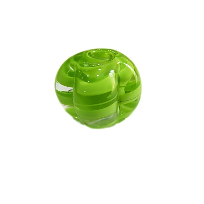 Pitanga de murano G verde pistache- MU413