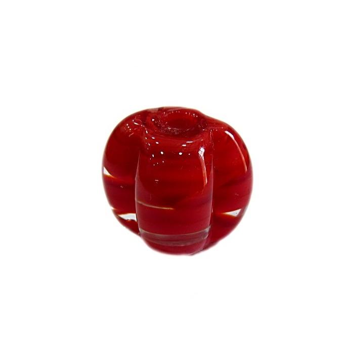 Pitanga de murano G vermelho- MU433