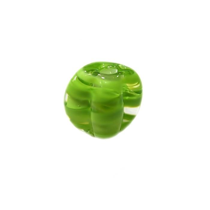 Pitanga de murano G verde pistache- MU450