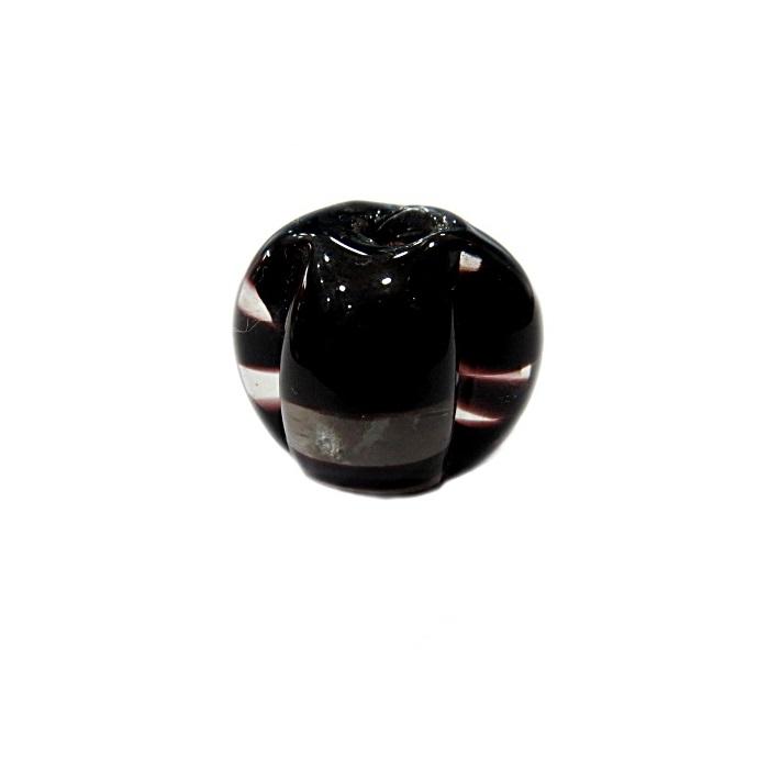 Pitanga de murano G preto- MU456
