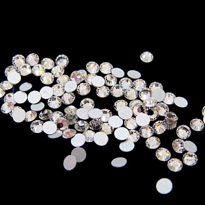 Chaton de cristal SS06 (20 unidades)- CHC001