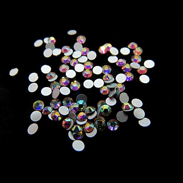 Chaton de cristal boreal SS06 (100 unidades)- CHB001 ATACADO