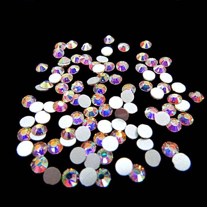 Chaton de cristal boreal SS10 (100 unidades)- CHB003 ATACADO