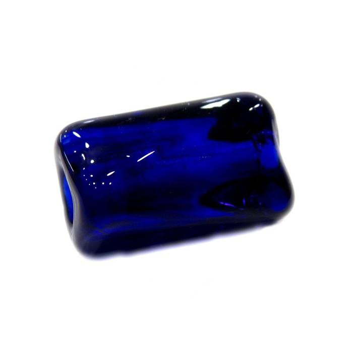 Facetado de murano GG azulão- MU488