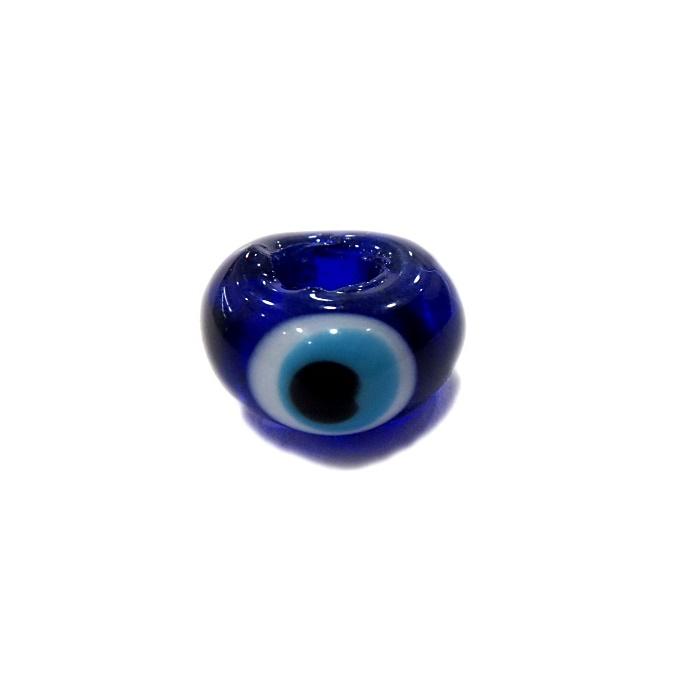 Berloque Murano Passante Olho Grego BE008