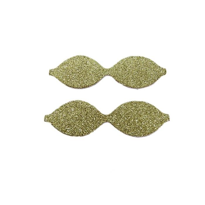 Laço Lonita Pequeno Dourado LL002
