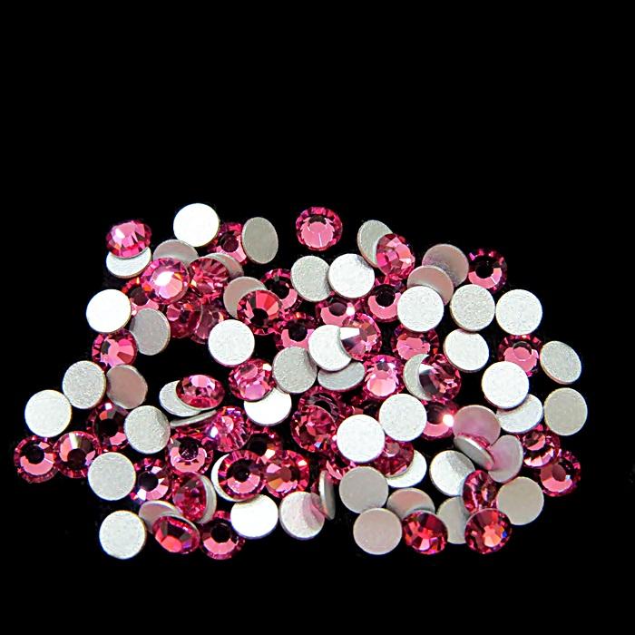 Chaton de cristal rose SS12 (20 unidades)- CCH010