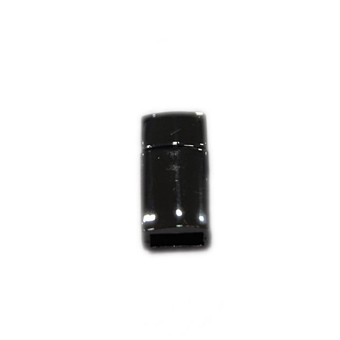 Fecho Grafite Ima Retangular P (01 unid.)- FIG009