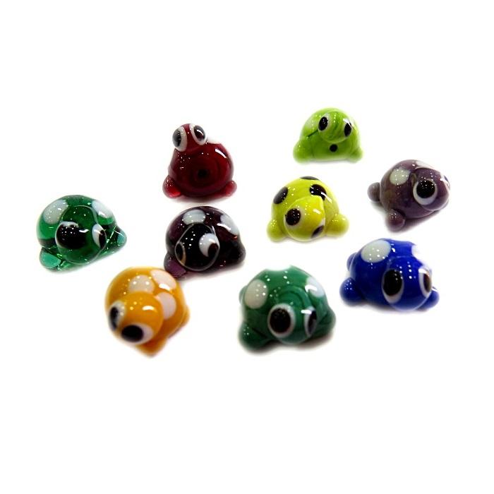 Tartaruga de murano (10 unidades)- MU677
