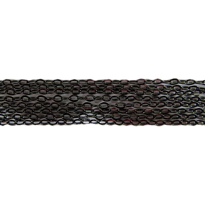 Corrente grafite lapidada (10 metros)- CPE006